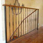 Woodrail Forged Bar Balustrade