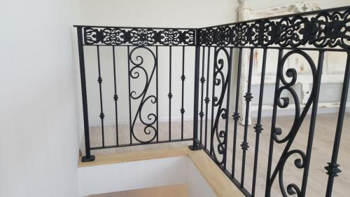 Ornate Internal Balustrade