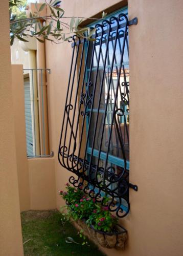 window-grilles